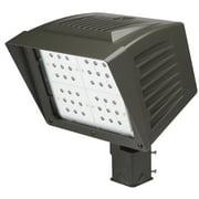 Atlas Lighting - PFL84LEDS - 84 Watt - LED Wall Light with Slipfitter - Wall Pack - 4500K - Replaces 400W Metal Halide