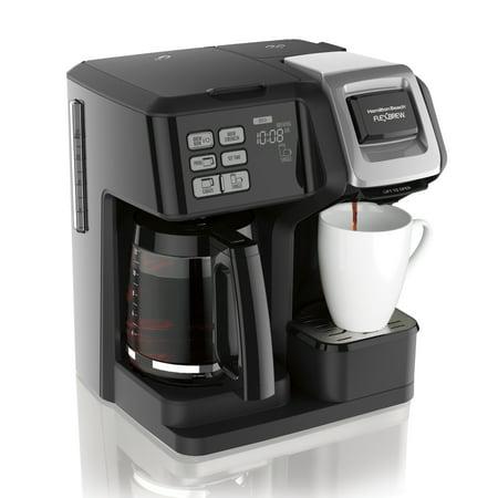 Hamilton Beach FlexBrew 2-Way Coffee Maker | Model# 49954 ...