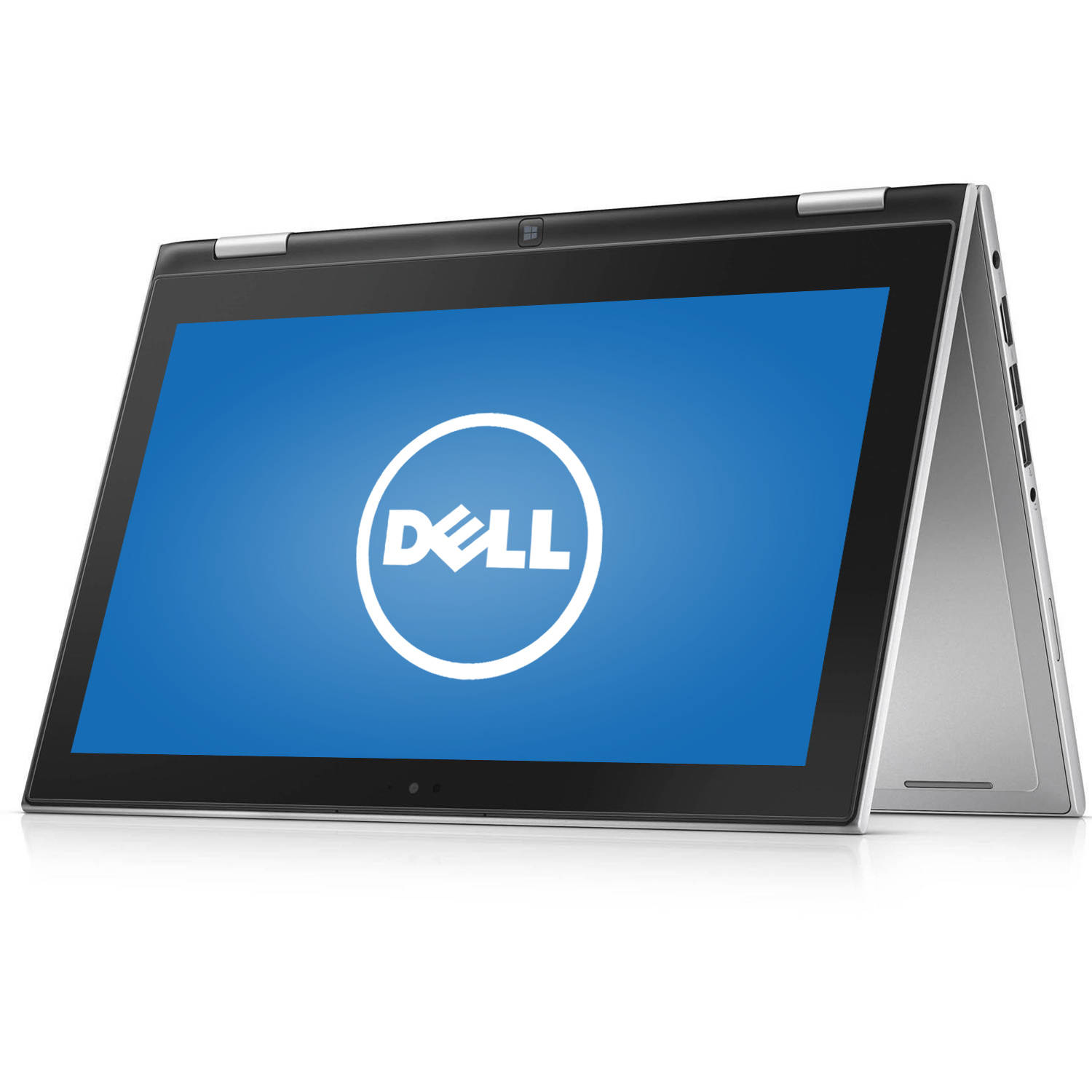 "Refurbished Dell Inspiron 3157 11.6"" Laptop, Touchscreen, 2-in-1, Windows 10, Intel Celeron N3050 Processor, 2GB RAM, 32GB eMMC Storage"