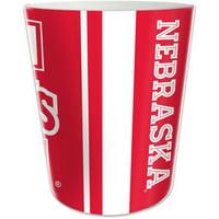 NCAA University of Nebraska Wastecan, 1 Each