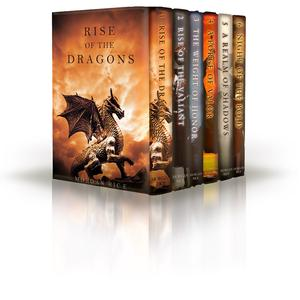 Kings and Sorcerers Bundle (Books 1-6) - eBook