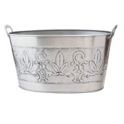 "5½ Gallon ""Victorian"" Party Tub"