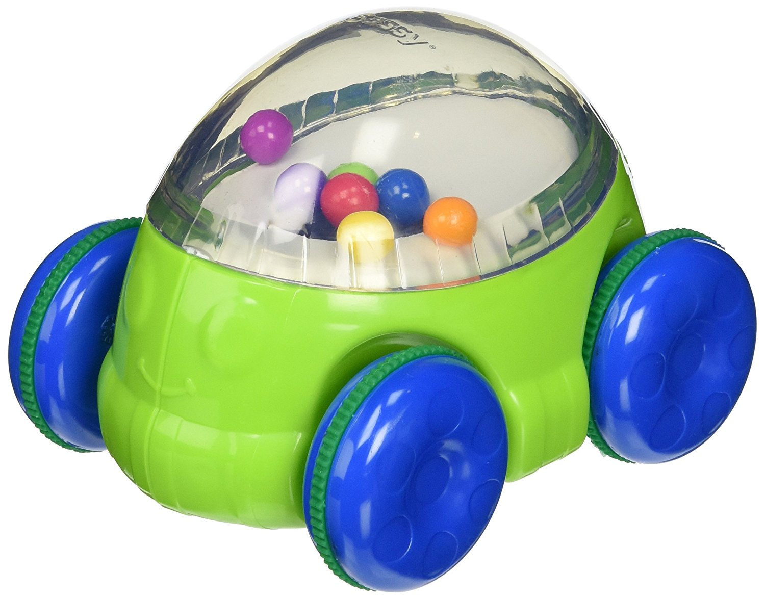 Sassy Pop n Push Car Toy