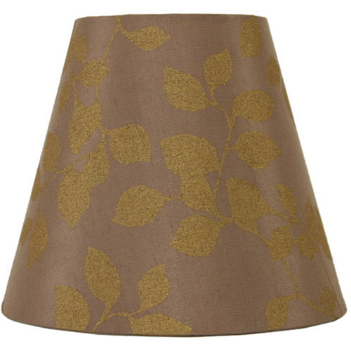Better Homes and Gardens Gold Leaf Accent Shade
