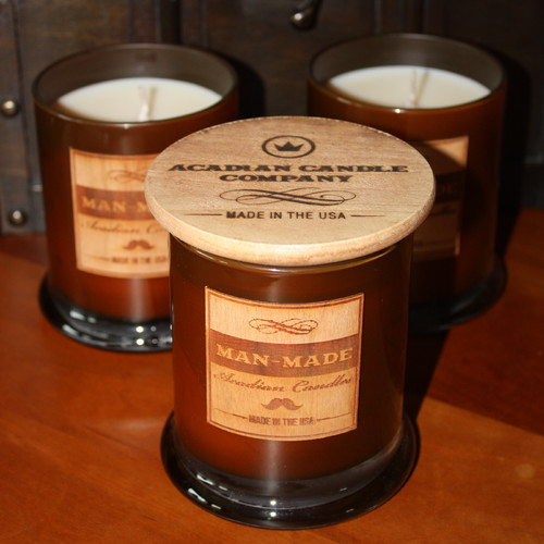 Acadian Candle Fresh Shave Jar Candle