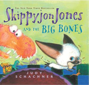 Skippyjon Jones and the Big Bones - eBook
