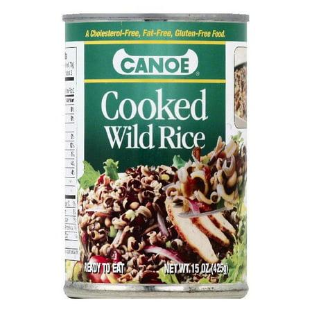Canoe Precooked Wild Rice