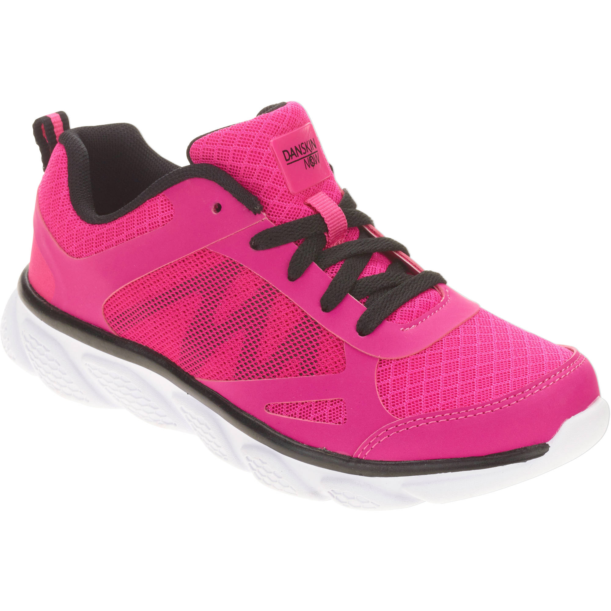Danskin Now Girls Athletic Lightweight Running Shoe