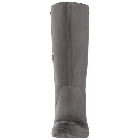 538ac1a3058 Ugg Australia Womens Janina Leather Closed Toe Knee High ...