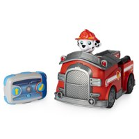 PAW Patrol, Marshall Remote Control Fire Truck with 2-Way Steering, for Kids Aged 3 and Up