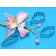 Petal Cutter Set 3 Pieces-Cattleya Orchid Flower