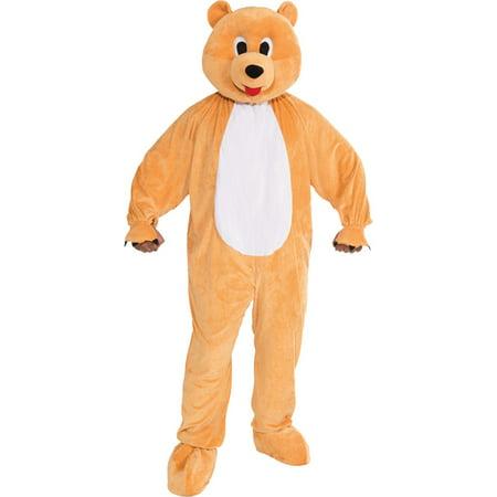Teddy Bear Mascot Costume (Morris Costumes Honey Bear Mascot)