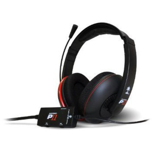 PS3 Ear Force P11 Amplified Stereo Gamin g Headset