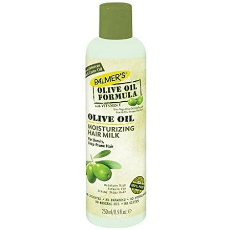 Palmer's Olive Oil Formula Moisturizing Hair Milk For Unruly Frizzy Hair 8.5