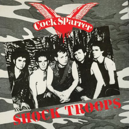 Shock Troops (Vinyl) - Vinyl Smock