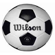 Wilson Traditional Black and White Soccer Ball