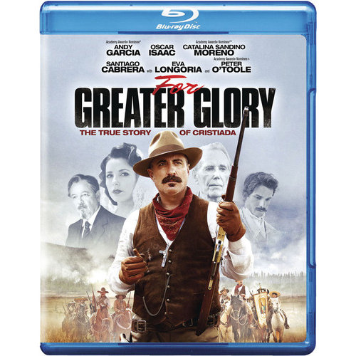 For Greater Glory (Blu-ray) (Widescreen)