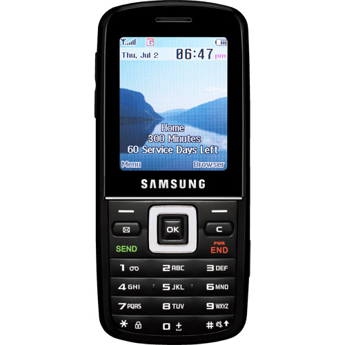 NET10 Samsung T401G GSM Prepaid Cell Phone