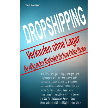 Dropshipping - Verkaufen ohne Lager - eBook (Verkaufen Brillengestelle)