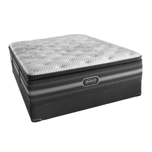 Katarina Cal King Size Luxury Firm Pillow Top Mattress and
