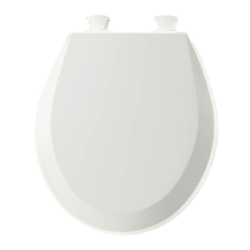 Bemis 500ec Lift Off Seat Toilet Round Wood Available In
