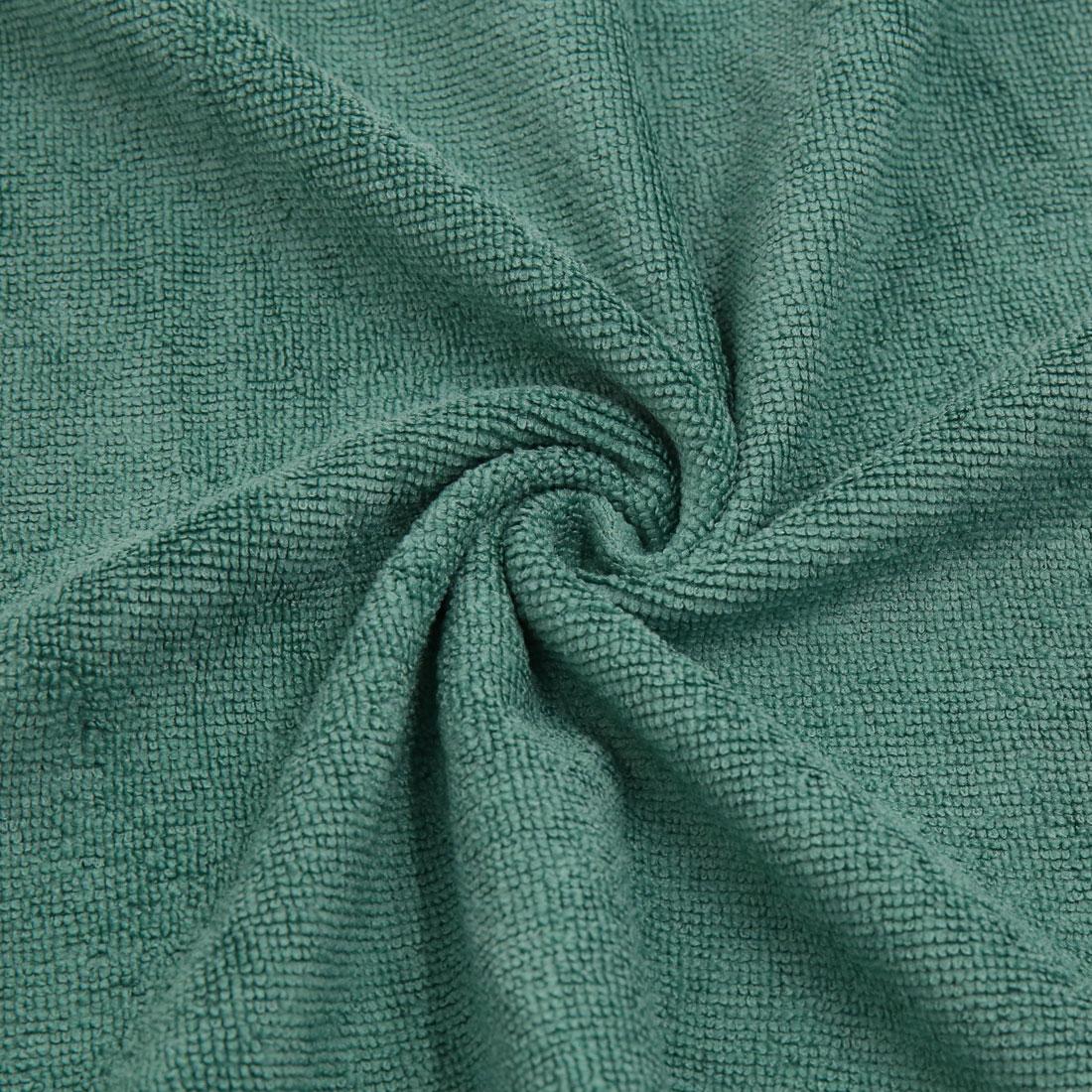 Auto Washing Towels 3pcs 300gsm 65 x 33cm Dark Light Blue Coffee Color Water Absorb Car Clean Towel - image 3 de 7