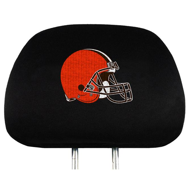 NFL Cleveland Browns Headrest Covers