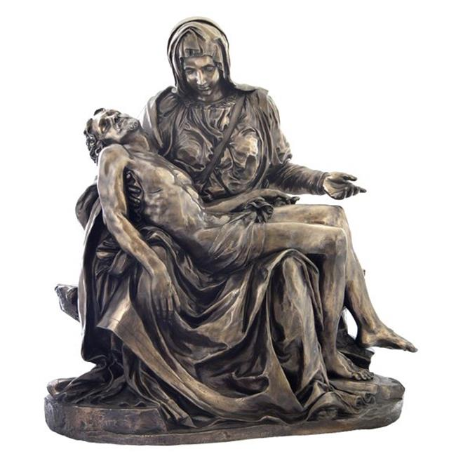 Unicorn Studios WU75568V1 Large Pieta Religious Sculpture by Michelangelo