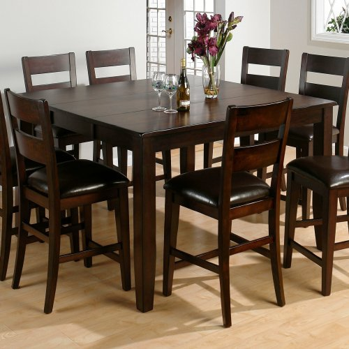 Jofran Rustic Prairie Counter Height Dining Table