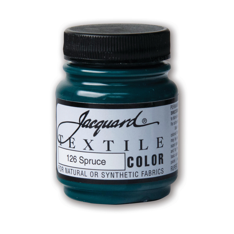 Jacquard Textile Color, 2.25 oz., Spruce