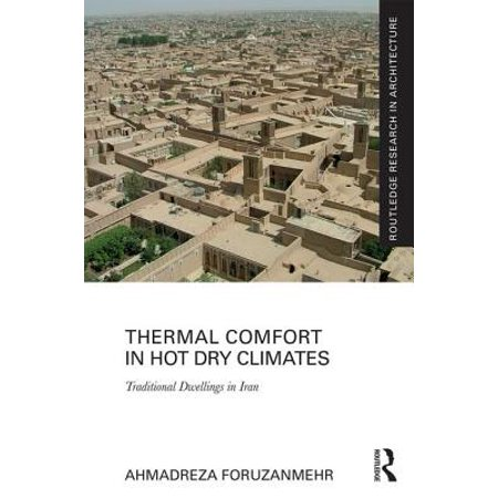 Thermal Comfort in Hot Dry Climates : Traditional Dwellings in