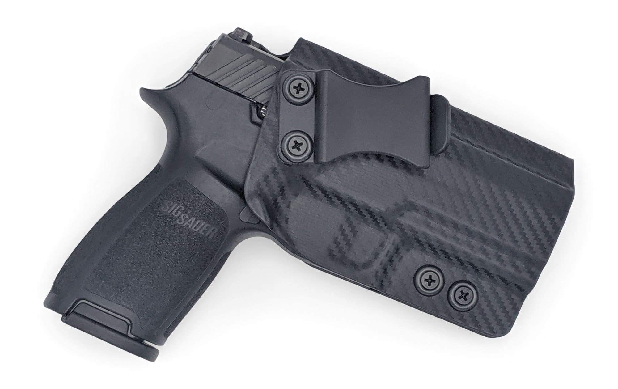 Concealment Express Sig Sauer P320 Full Size Tuckable IWB KYDEX Holster