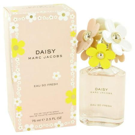 Daisy Eau So Fresh by Marc Jacobs Eau De Toilette Spray 2.5