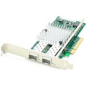 Acp Ep Memory 581201-B21-AOK Compare To Hp 581201-b21 Ctlr 10gbase-x Pciex8 Nic W/2 Sfp+ Slots