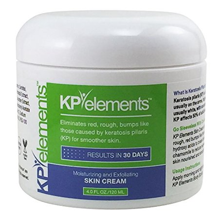 Skin Cream For Red Bumps On Arms & Thighs / Keratosis Pilaris Or Chicken  Skin