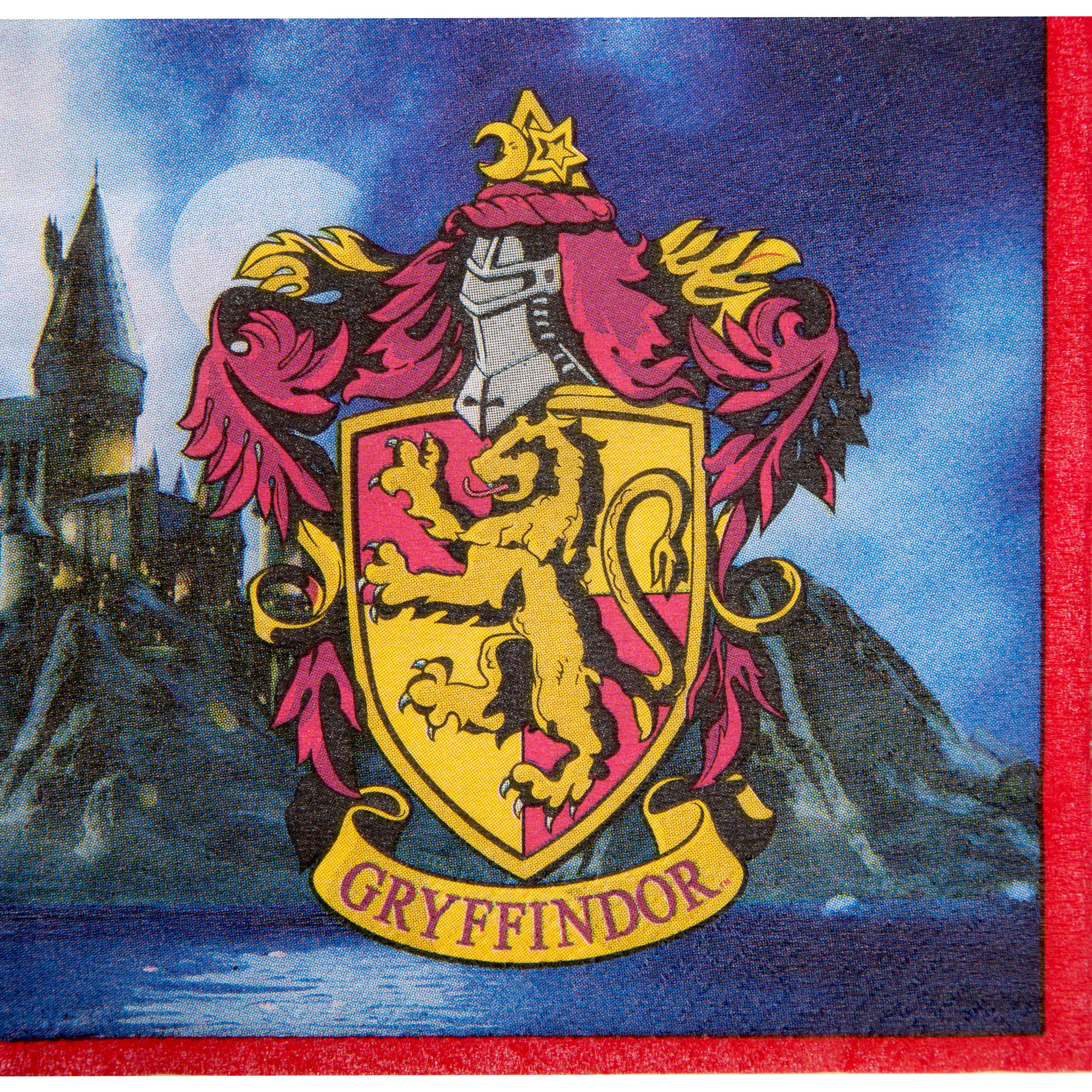 Harry Potter Beverage Napkins, 16ct