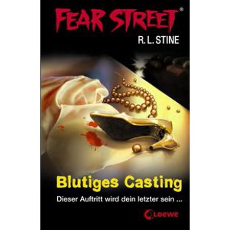 Fear Street 14 - Blutiges Casting - - Blutiges Halloween
