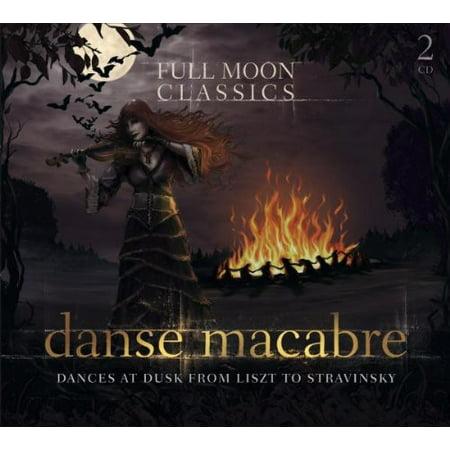 Danse Macabre Halloween Music (Full Moon Classics: Danse Macabre / Various (CD))