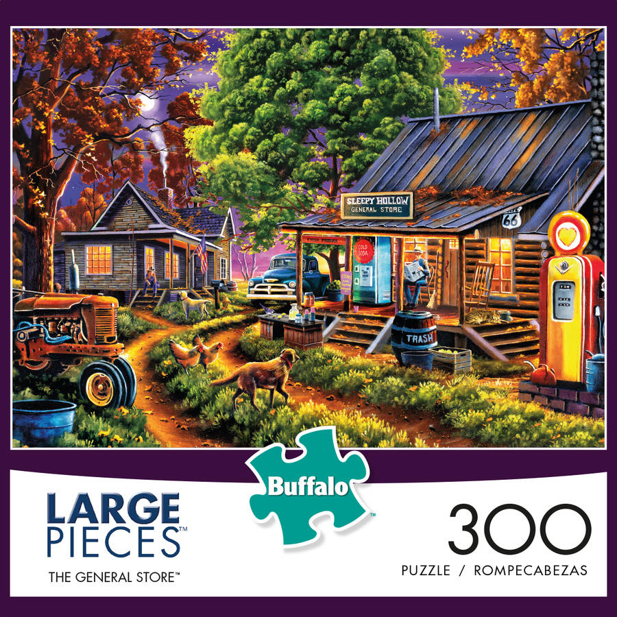 Buffalo Games 300piece Large Puzzle, The General Store. Budgeting Spreadsheet Template Free. Sample Cover Letter For Warehouse Position. Old Person Clipart. Thank You Call After Interview Template. Printable Billing Invoice Template. Microsoft Excel Checklist Template. Scope Of Work Construction Template. Resume Format Word Format Template