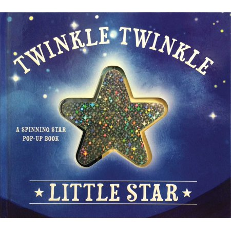 Twinkle Twinkle Little Star : A Spinning Star (Spinning Star)