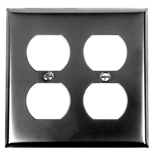 Acorn Double Duplex Wall Plate