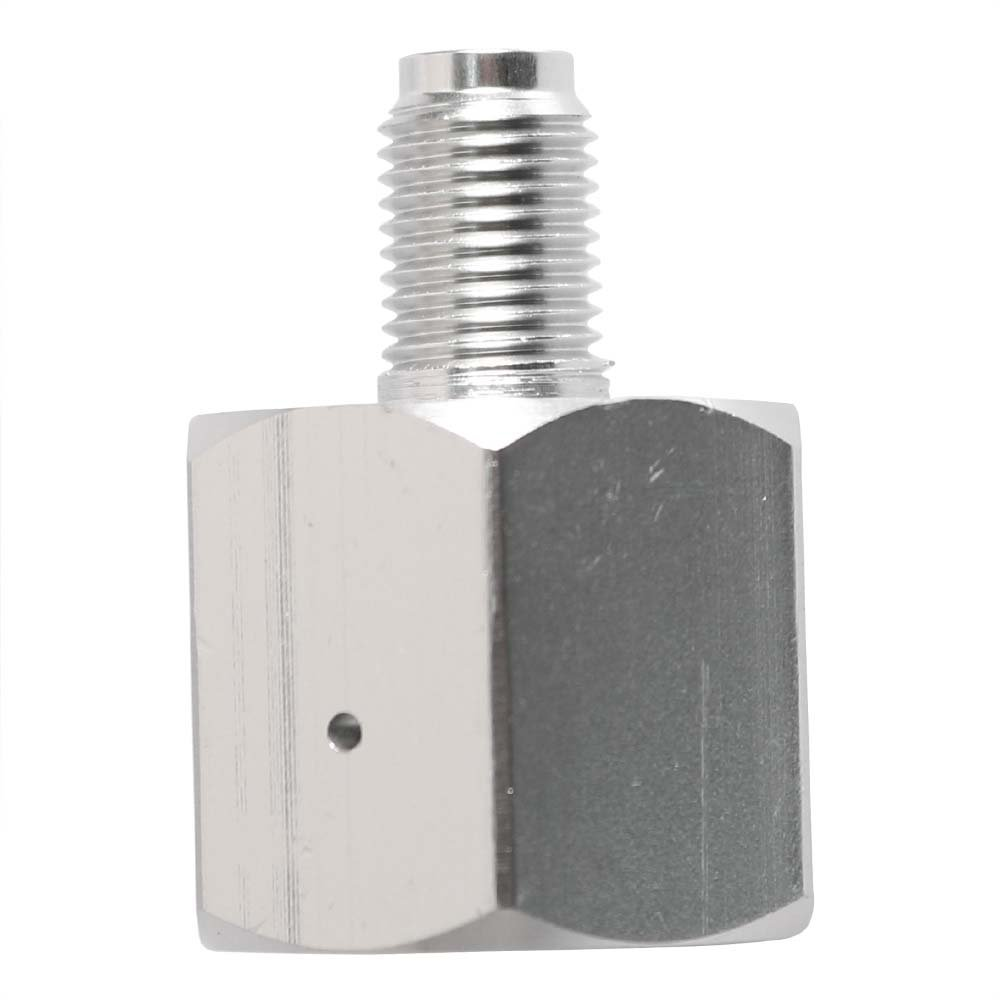 Interstate Pneumatics WRCO2-320-38 WRCO2-320-38 In CO2 Paintball G1 2-14 Tank to Out Co2 3 8-24 UNF Tank Adapter by Interstate Pneumatics
