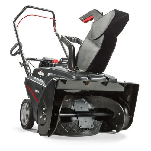 Briggs & Stratton 1696715 208cc Gas Single Stage 22 in. Snow Thrower with Electric Start