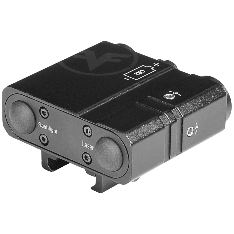 Firefield FF25008 Charge AR Red Laser Sight & 180-Lumen Flashlight by Firefield