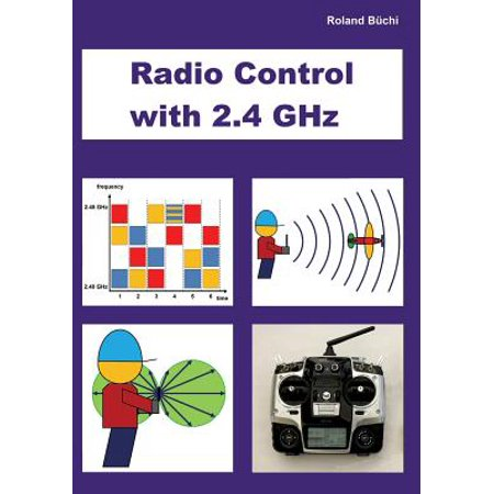 Radio Control with 2.4 Ghz