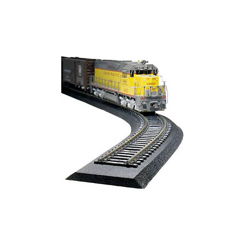 ST1474 Track-Bed Roll 24' HO Multi-Colored