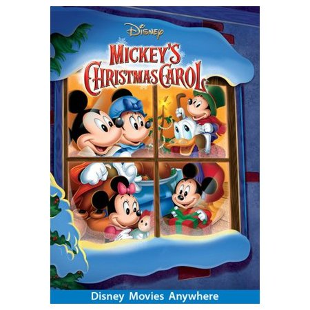 Mickeys Christmas Carol 1983.Mickey S Christmas Carol 1983
