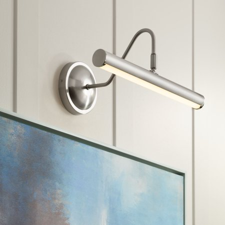Polished Nickel Single Light - Possini Euro Design Renaissance 16