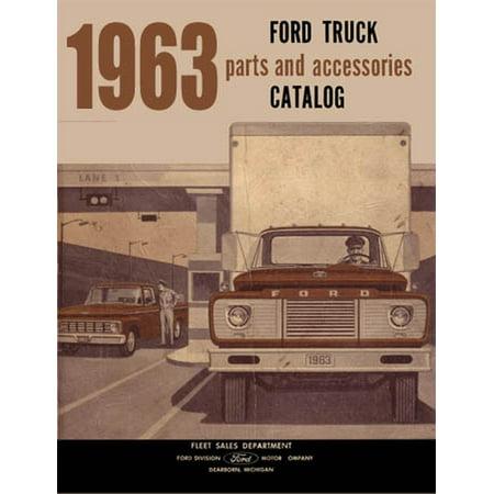 - Bishko OEM Repair Maintenance Parts Book Loose Leaf for Ford Truck All Models 1963