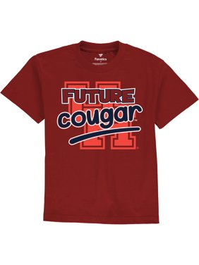 Houston Cougars Fanatics Branded Toddler Future Star T-Shirt - Red